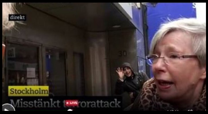Sweden muslims joyous after terror attack 1