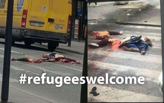 sweden refugee welcome
